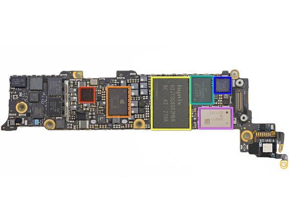 Микросхемы Apple