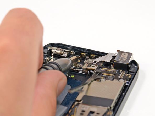Системная плата iPhone 5