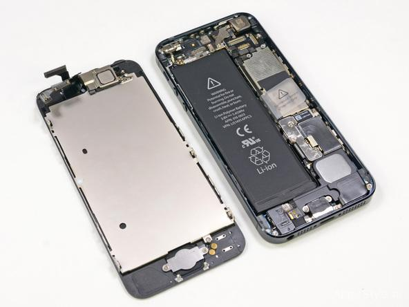 Устройство iPhone 5