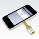 iPhone 6 научили работать с двумя SIM-картами