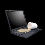 Что делать, если MacBook залит водой