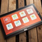На CES 2015 представлен 65-дюймовый планшет