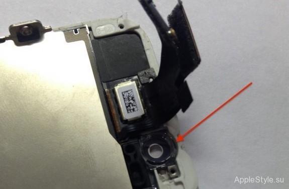 Снимаем камеру iPhone сами