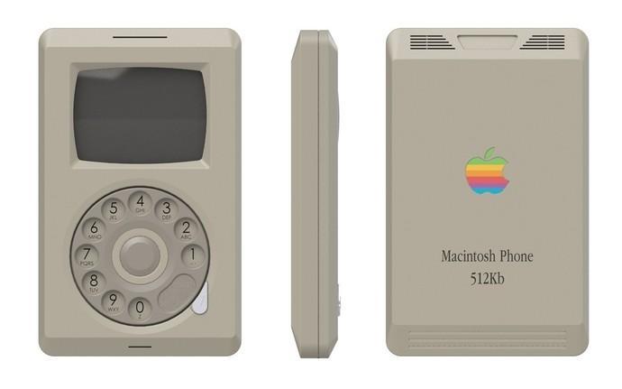 Новый концепт старого телефона