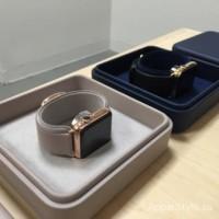 Распаковка Apple Watch Ebition