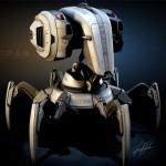 Охрану порядка в Великобритании передадут роботам