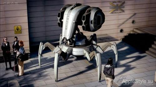 Робот-краб