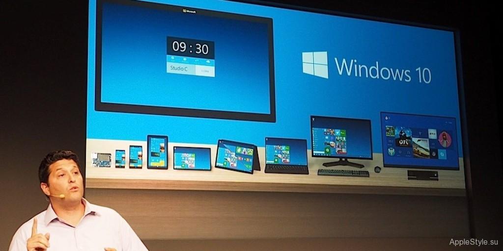 Установка Windows 10 влияет на батарею