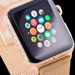 Компания Caviar выпустила Apple Watch с подписью Президента России