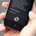 Siri узнает хозяина по голосу