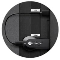 Приставка Chromecast 2