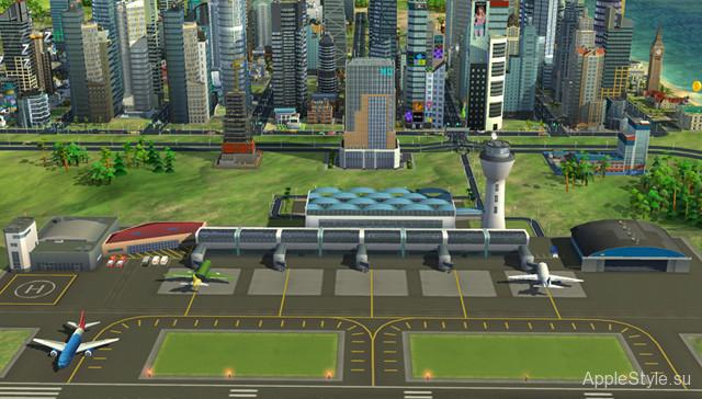 Постройки в SimCity BuildIt