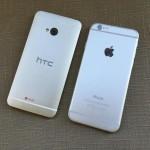 HTC A9. Подробные снимки клона iPhone 6