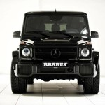Mercedes Brabus 800 iBusiness: Самый быстрый офис на колесах