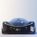 Автомобиль будущего от Faraday Future может быть стартапом Apple