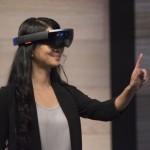 Опубликованы технические характеристики шлема Microsoft HoloLens