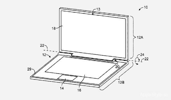 MacBook с слотом для сим