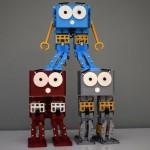 Дружелюбный робот Marty поможет в обучении программированию