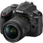 Nikon представила новую «зеркалку» начального уровня D3400