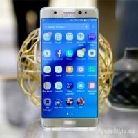 Вышел Samsung Note 7