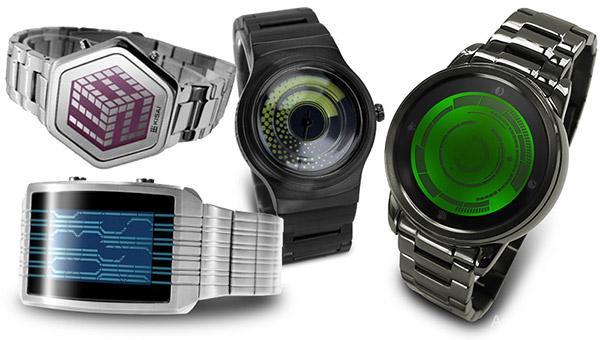 Часы Tokyoflash