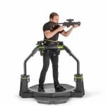 Virtuix Omni: Бег в виртуальной реальности