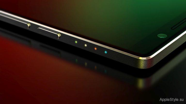 Кнопки смартфона Pixel