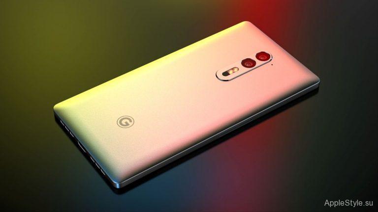 Новый концепт смартфона Google