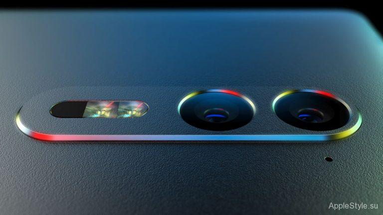 Камера концепта Pixel