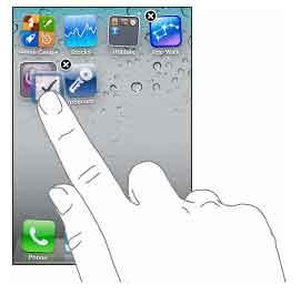 Как создать папу на iphone