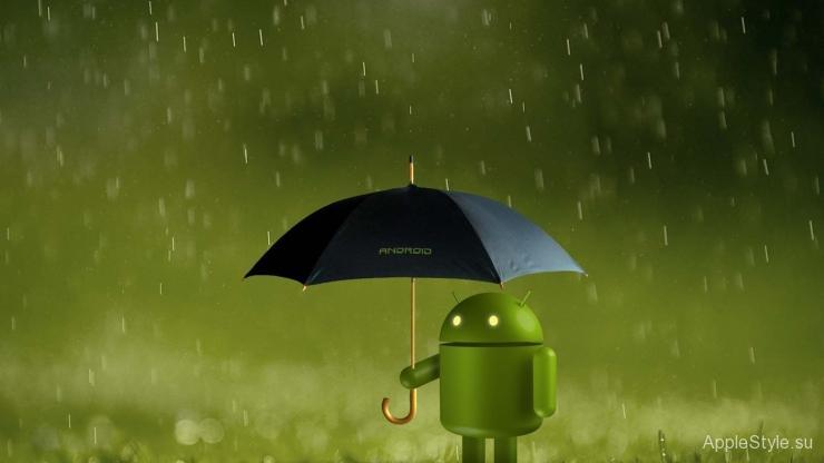 Недостатки Android
