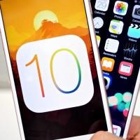 Установка iOS 10