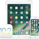 Вышло обновление iOS 10.2 beta 1