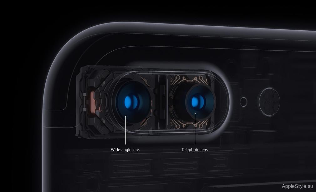 Оптический зум айфона