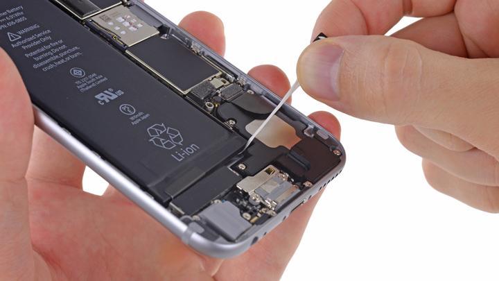 Батареи для iPhone 9 изготовит LG