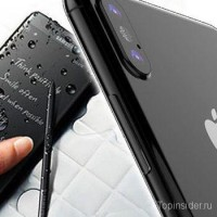 iPhone или Samsung Galaxy Note 8