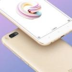 Новый смартфон Xiaomi Mi A1 может быть представлен 5 сентября