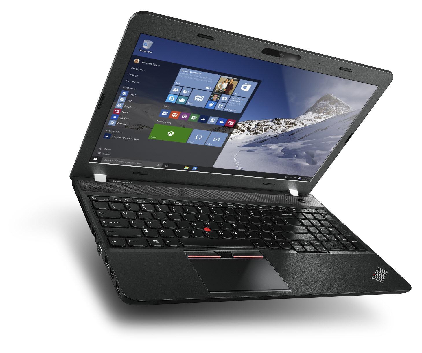 Ноутбуки от компании Lenovo