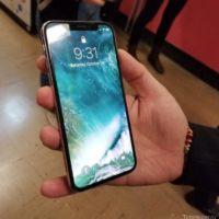 Цена iPhone X